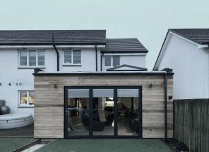 House extension for a private client